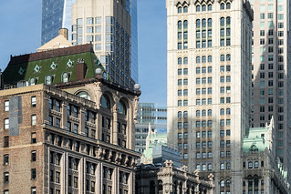New York City / Woolworth Building | by Aviller71