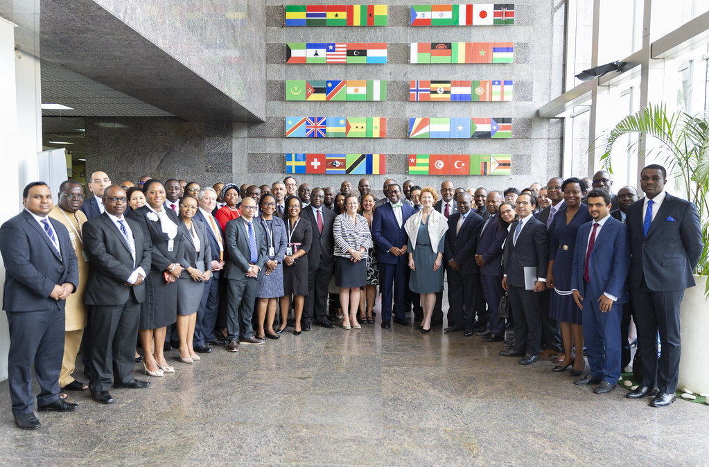 Africa Investment  Forum engagement and planning meeting