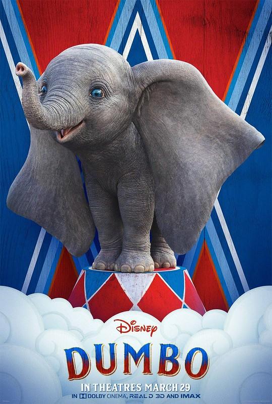 Dumbo - 2019 - Poster 10