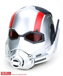 前往「量子領域」的第一步?! 孩之寶漫威傳奇收藏道具【蟻人頭盔】Ant-Man Electronic Helmet 開箱報告