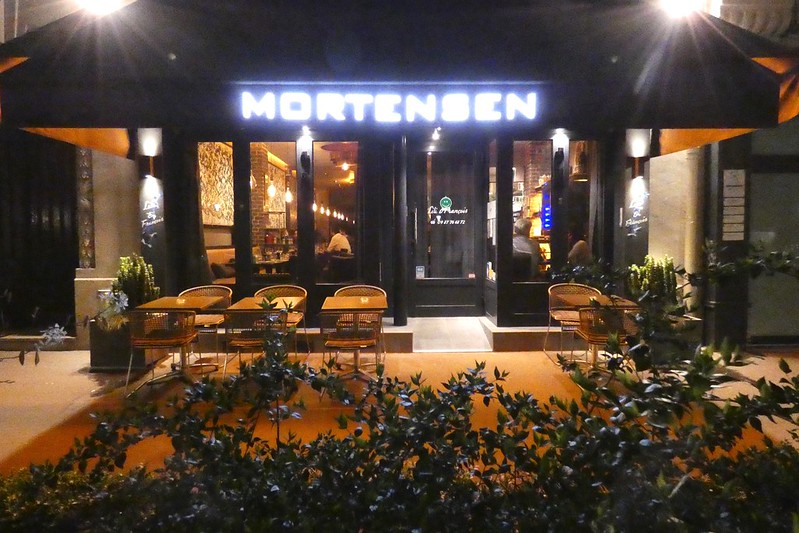 Restaurant Mortensen, Paris