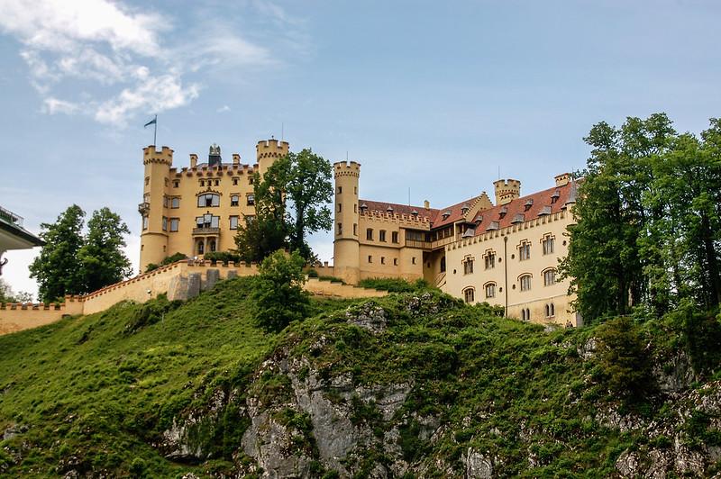 舊天鵝堡(Schloss Hohenschwangau) 2