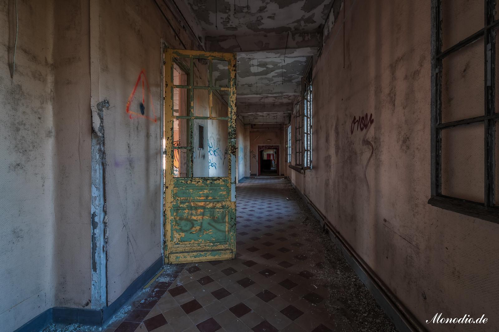 Sanatorium de la Fôret