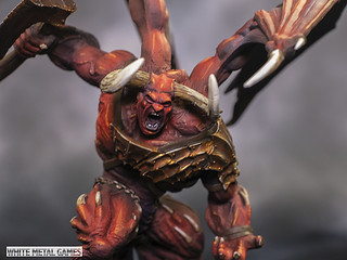 Ultraforge War Demon
