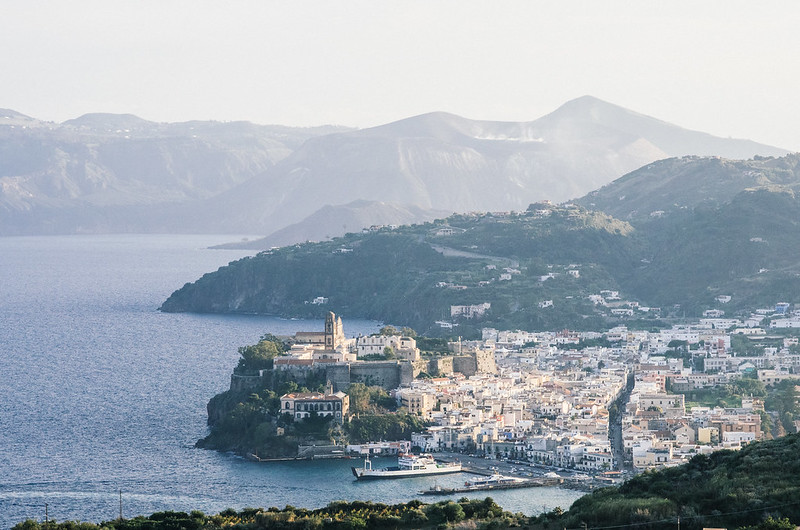 Lipari - îles éoliennes - Sicile
