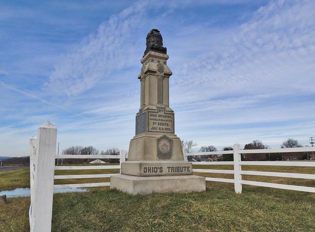 8th Ohio Vol Infantry