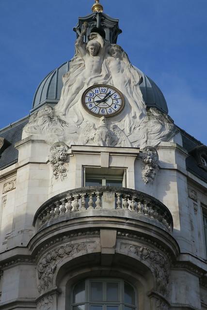 Horloge de la Poste principale