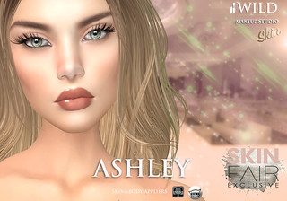:::WILD::: Beauty - ASHLEY SKIN