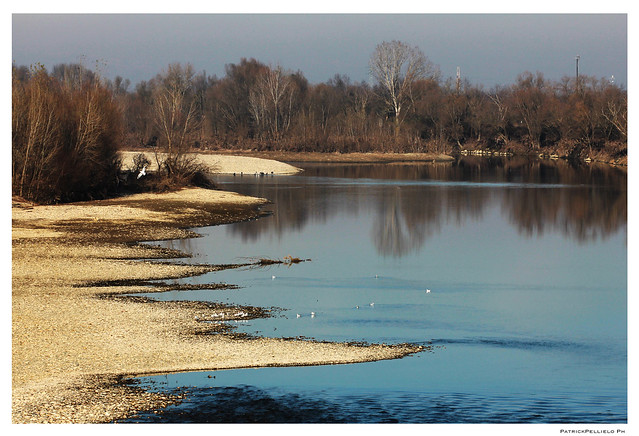 Il Sesia ... rive del fiume
