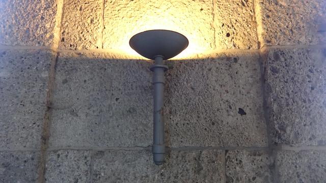 1934/36 Berlin Leuchte Langemarck-Halle am Glockenturm von Werner March Am Glockenturm in 14053 Westend