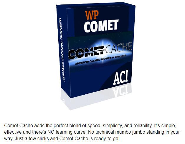 WP Comet Cache Pro