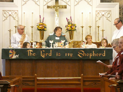 First Solemn Communion Ceremony and Children's Service | by good_shepherd_pitman