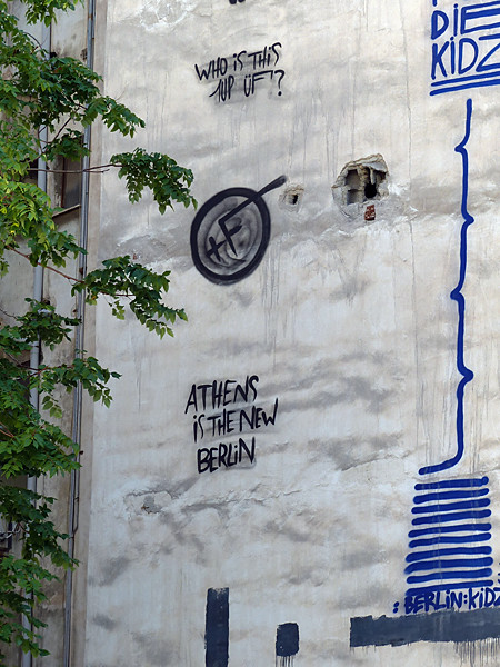 athens is the new berlin