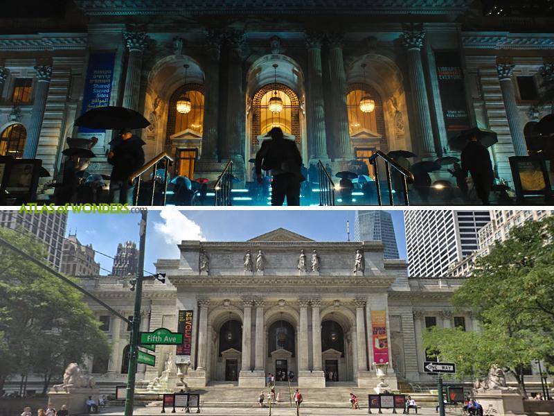 John Wick 3 shooting locations