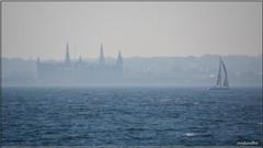 Shakespeare´s castle (Kronborg) seen from Sweden