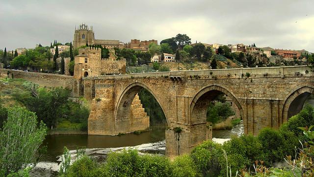 Puente de San Martín ( Toledo )