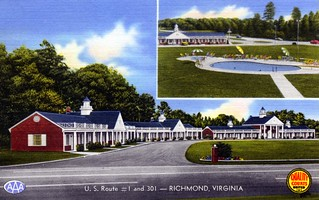 White House Motor Lodge Richmond VA