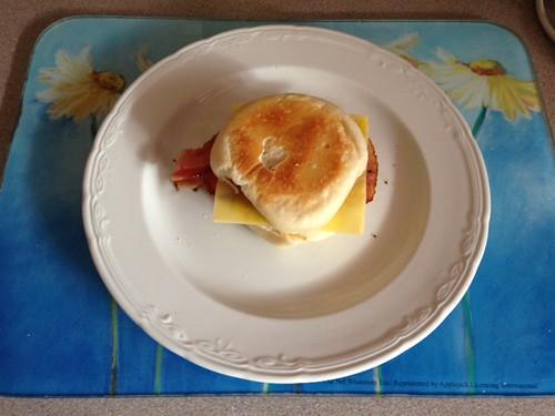 Terry's breakfast banjo | by terryprendergast1