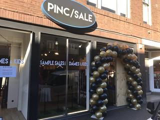 Ballonboog 6m Supertrash Sale Pinc Hillegersberg Rotterdam   by Globos Ballonnen
