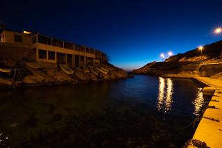 Callongue by night   by Bernard Ddd