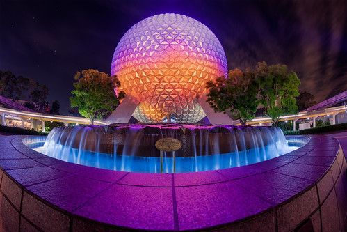 Spaceship Earth & Days of Future Past   by TheTimeTheSpace