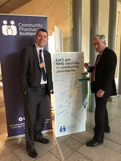 Supporting community pharmacies | by Iain Gray MSP