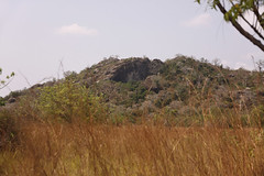 Shai Hills Resource Reserve in Ghana
