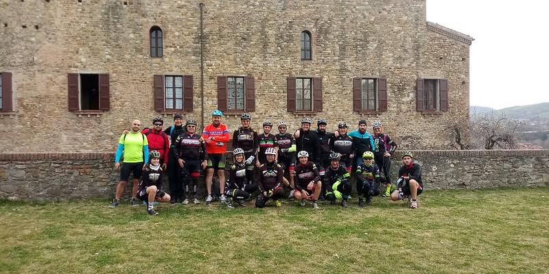 """SLOWBIKE 10.03.19 """"sulle colline di Castellarano"""""""