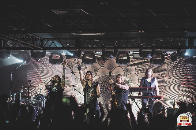 16/03/19 Amorphis @ ZAL СПб