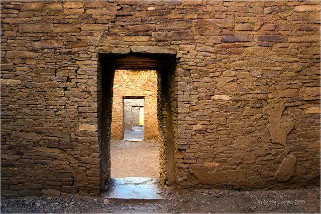 Four Chaco Doors