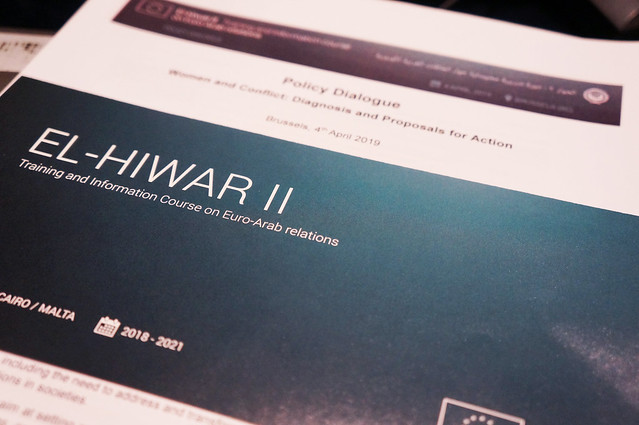 El-Hiwar II – Policy Dialogue on Women and Conflict: Diagnosis and Proposals for Action