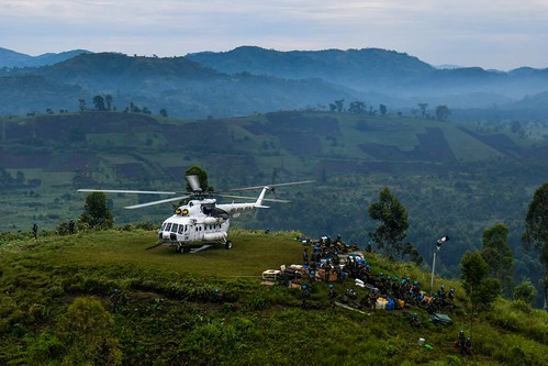 Protection of Civilians by MONUSCO | by United Nations Photo