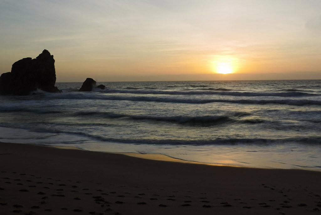 Portugal's Atlantic Coast: Praia da Adraga