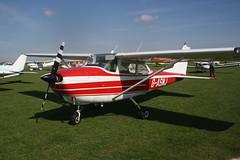 G-ASMJ Reims-Cessna F172E [0029] Sywell 010918