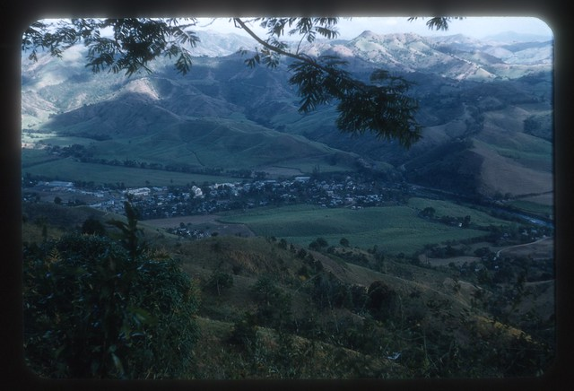 FJO559--Town in valley