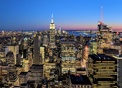 New York City / Empire State Building | by Aviller71