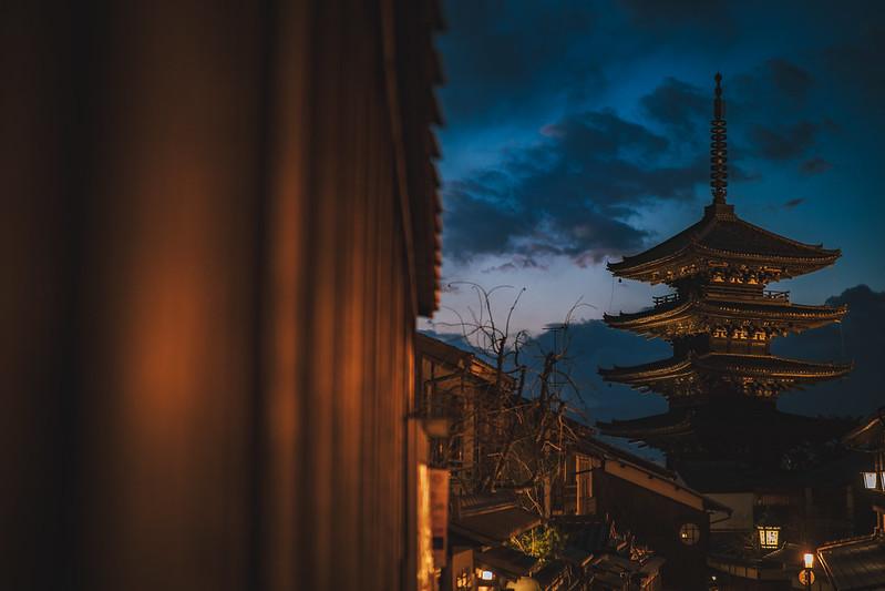 八坂塔 京都 Kyoto