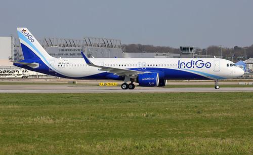A321-271NX, IndiGo, D-AYAK, VT-IUD (MSN 8710) | by Mathias Düber