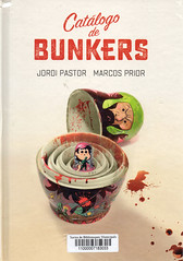 Jordi Pastor y Marcos Prior, Catálogo de bunkers