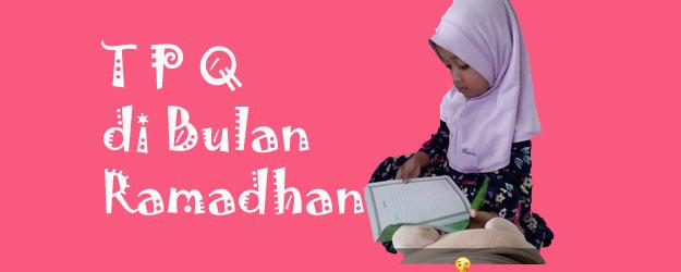 Kegiatan TPQ di Bulan Ramadhan