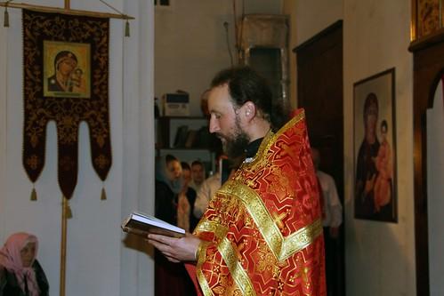 Пасхальное Богослужение в Свято-Никольском храме станицы Кавказской IMG_1406