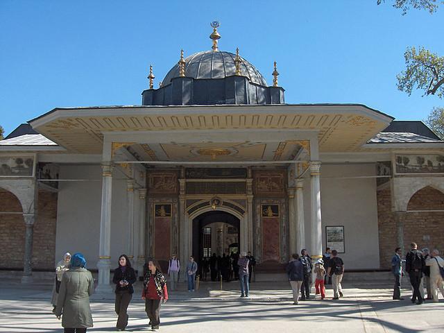 Portico - gate of felicity