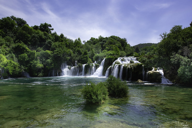 Walking in Paradise - Krka National Park - Croatia