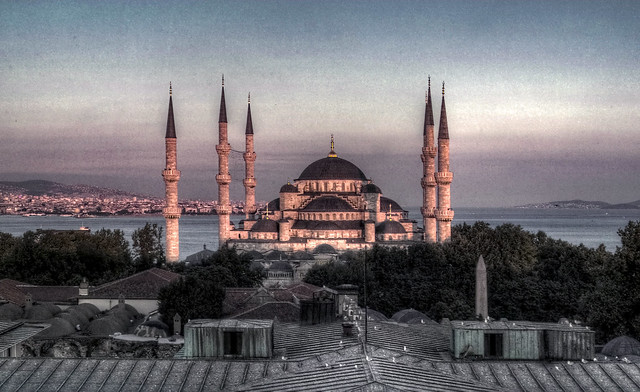 Rooftops of Istanbul