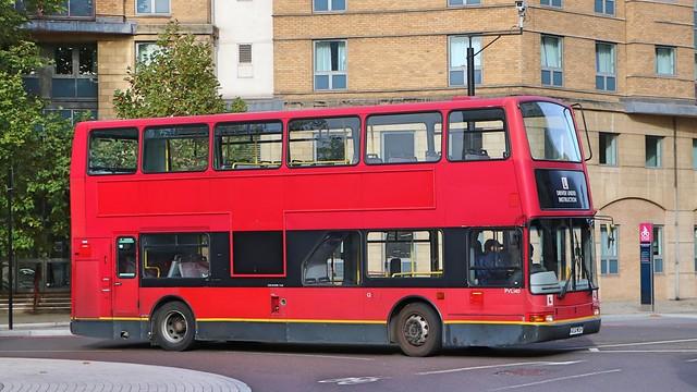 Go Ahead London Central - PVL140 - W404WGH