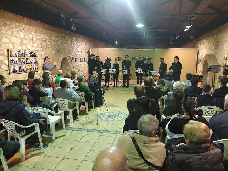 (2019-02-17) Concierto de cámara en el Forn Cultural - José Vicente Romero Ripoll (16)