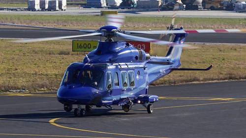 PH-PXZ AW139 Dutch Police   by Mark Remmel