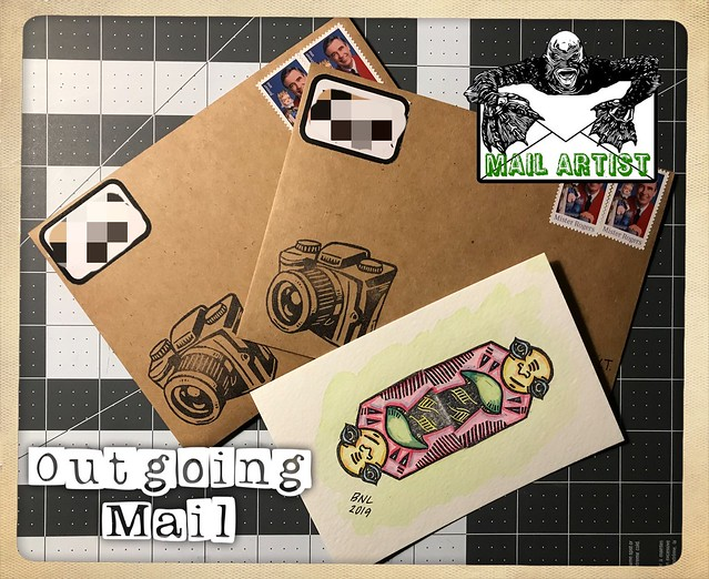 Outgoing Mail! 📮📭📬