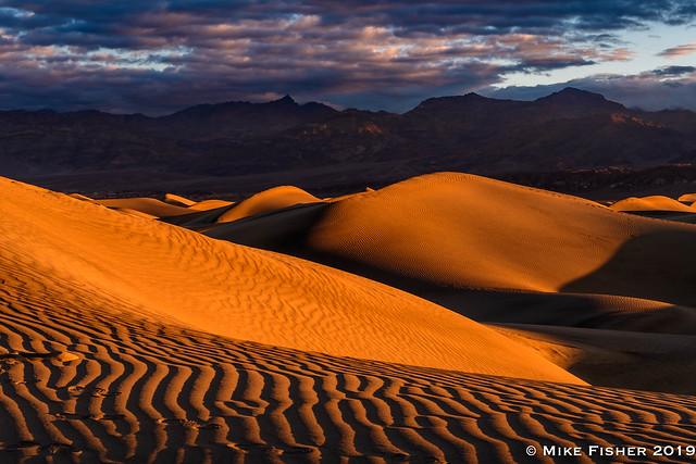 Mesquite Dunes Sunrise 2