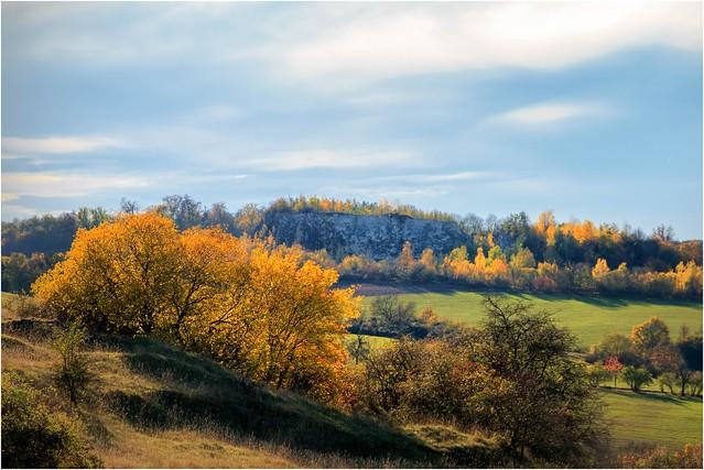Das Land trägt Herbst
